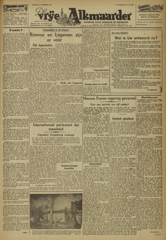 De Vrije Alkmaarder 1946-12-17