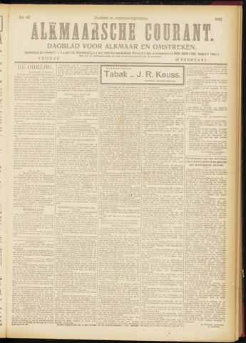 Alkmaarsche Courant 1917-02-16