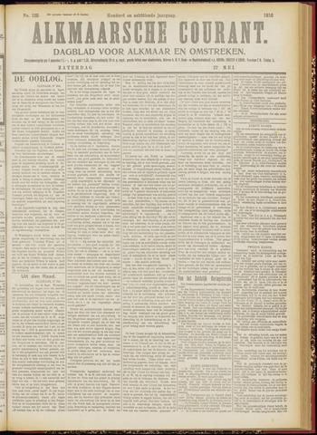 Alkmaarsche Courant 1916-05-27