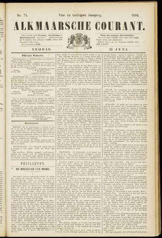 Alkmaarsche Courant 1882-06-23