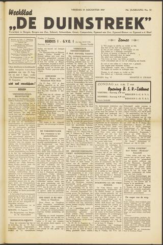 De Duinstreek 1947-08-15