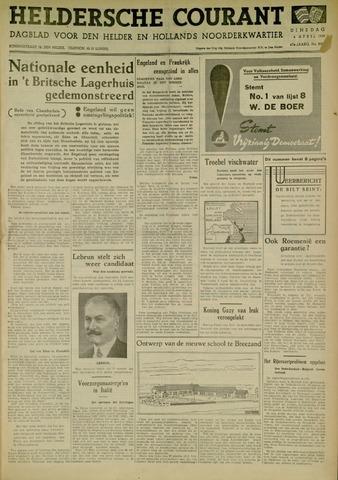 Heldersche Courant 1939-04-04