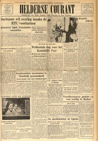 Heldersche Courant 1953-09-11