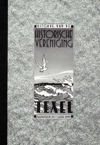 Uitgave Historische Vereniging Texel 1993-06-01