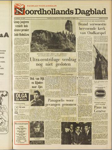 Noordhollands Dagblad : dagblad voor Alkmaar en omgeving 1969-06-10