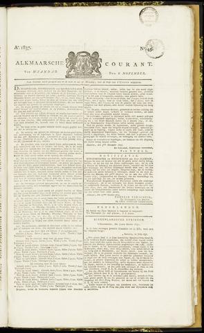 Alkmaarsche Courant 1837-11-06