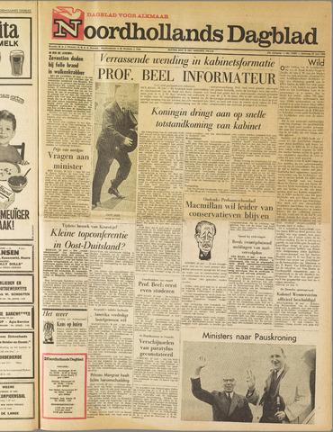 Noordhollands Dagblad : dagblad voor Alkmaar en omgeving 1963-06-29