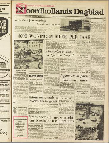 Noordhollands Dagblad : dagblad voor Alkmaar en omgeving 1963-10-15