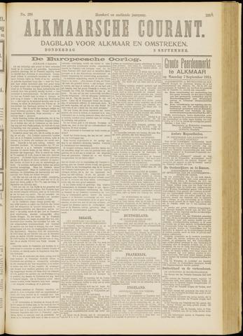 Alkmaarsche Courant 1914-09-03