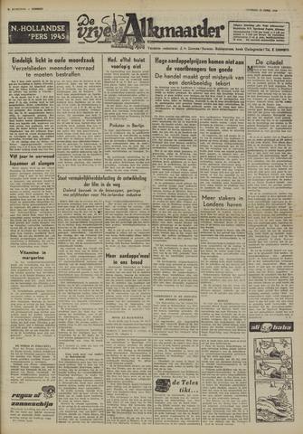 De Vrije Alkmaarder 1950-04-25