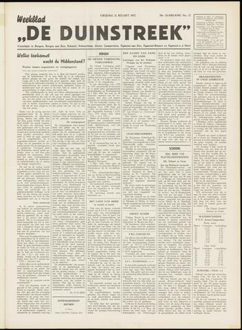 De Duinstreek 1952-03-21