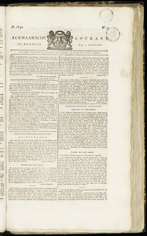 Alkmaarsche Courant 1840-02-03