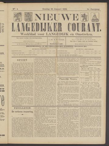 Nieuwe Langedijker Courant 1893-01-22