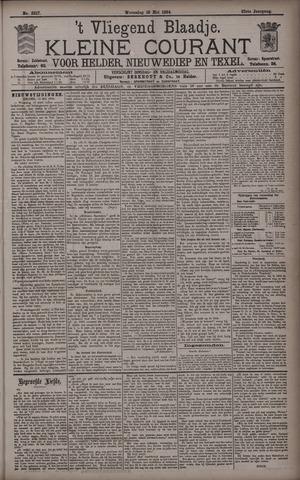 Vliegend blaadje : nieuws- en advertentiebode voor Den Helder 1894-05-16