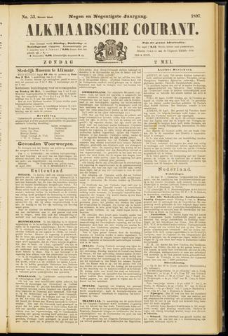 Alkmaarsche Courant 1897-05-02