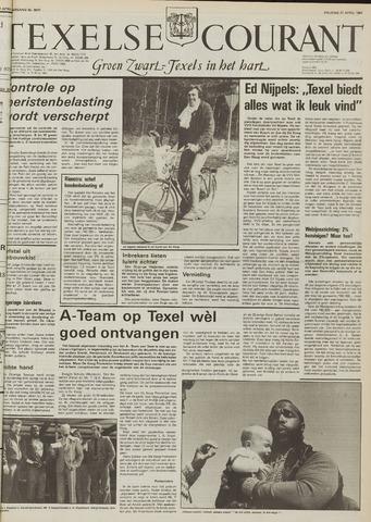 Texelsche Courant 1984-04-27