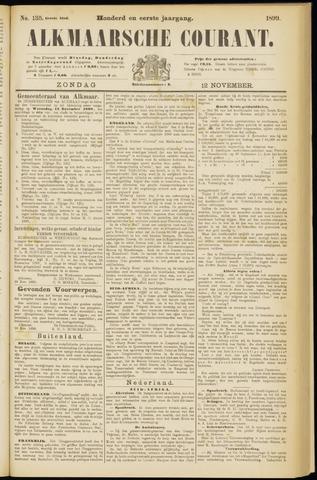 Alkmaarsche Courant 1899-11-12