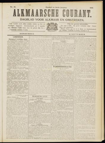 Alkmaarsche Courant 1908-09-10