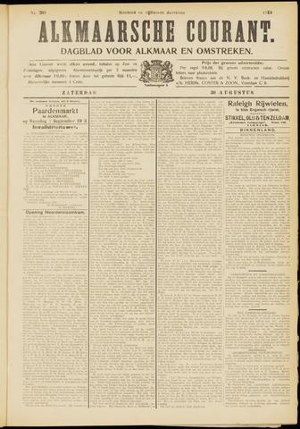Alkmaarsche Courant 1913-08-30