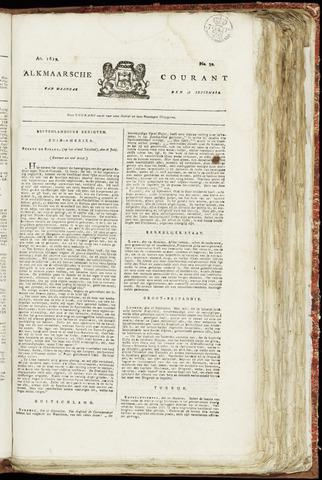 Alkmaarsche Courant 1819-09-27