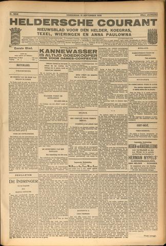 Heldersche Courant 1928-09-13