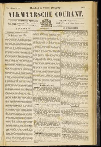 Alkmaarsche Courant 1900-08-26