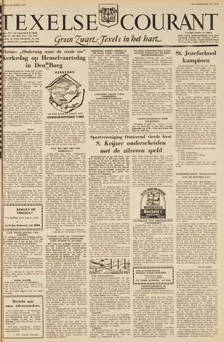 Texelsche Courant 1967-04-25