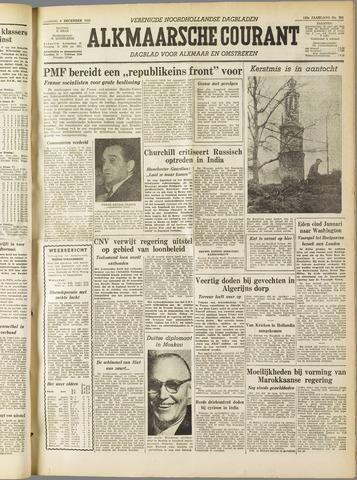 Alkmaarsche Courant 1955-12-06