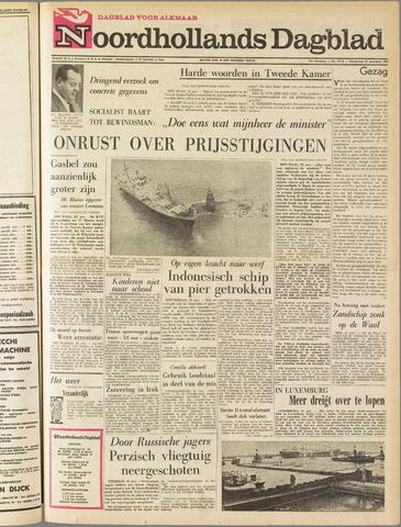 Noordhollands Dagblad : dagblad voor Alkmaar en omgeving 1963-11-21