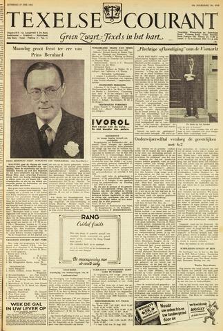 Texelsche Courant 1953-06-27