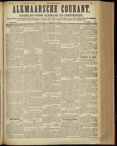 Alkmaarsche Courant 1928-04-03