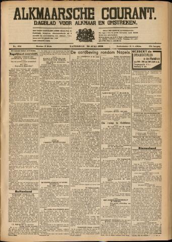 Alkmaarsche Courant 1930-07-26