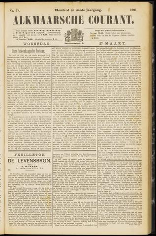 Alkmaarsche Courant 1901-03-27
