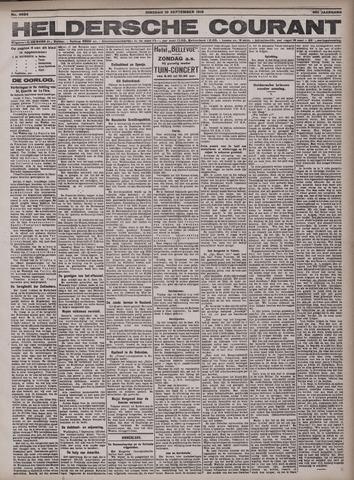 Heldersche Courant 1918-09-10