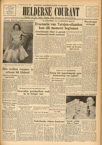Heldersche Courant 1955-01-28