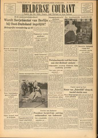 Heldersche Courant 1954-04-14