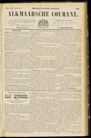 Alkmaarsche Courant 1901-09-13