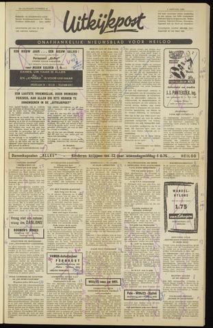 Uitkijkpost : nieuwsblad voor Heiloo e.o. 1962-01-04