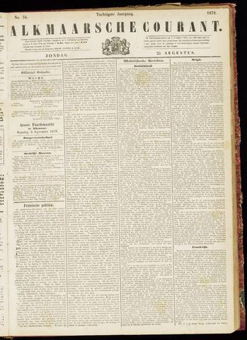 Alkmaarsche Courant 1878-08-25