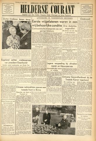 Heldersche Courant 1953-04-21