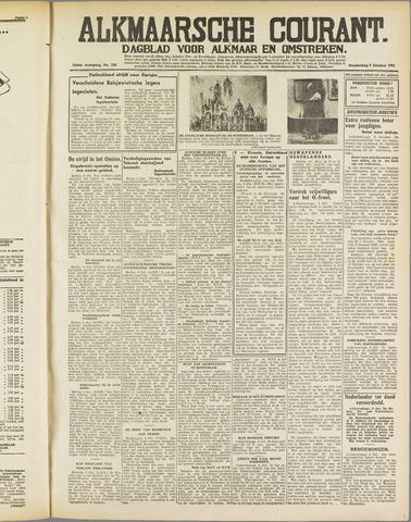 Alkmaarsche Courant 1941-10-09