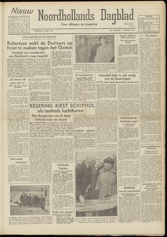 Nieuw Noordhollandsch Dagblad : voor Alkmaar en omgeving 1948-04-08