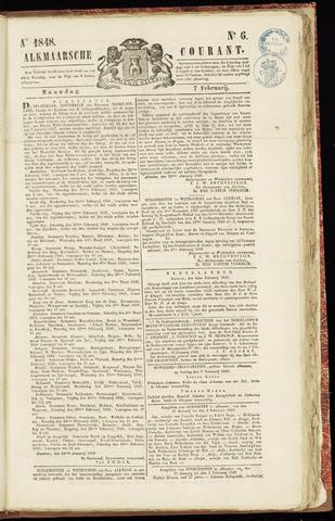 Alkmaarsche Courant 1848-02-07