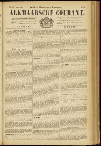 Alkmaarsche Courant 1896-03-18