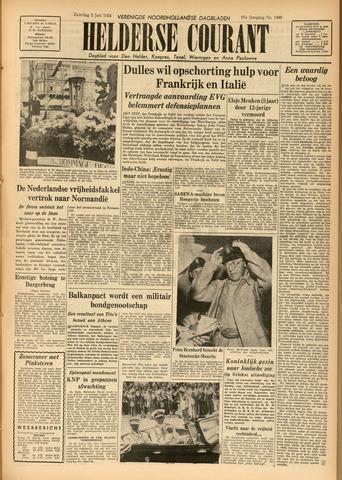 Heldersche Courant 1954-06-05