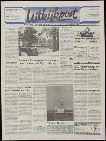 Uitkijkpost : nieuwsblad voor Heiloo e.o. 1997-07-23