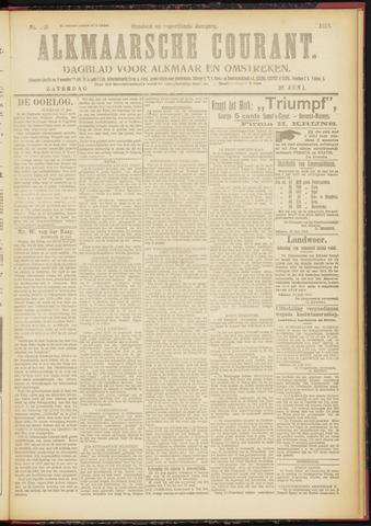 Alkmaarsche Courant 1917-06-23
