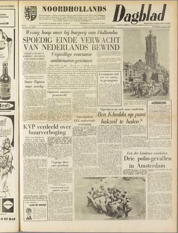 Noordhollands Dagblad : dagblad voor Alkmaar en omgeving 1962-07-25