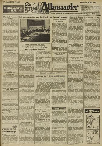 De Vrije Alkmaarder 1949-05-06