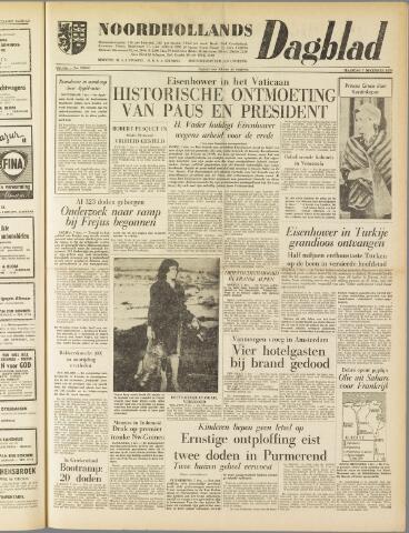 Noordhollands Dagblad : dagblad voor Alkmaar en omgeving 1959-12-07